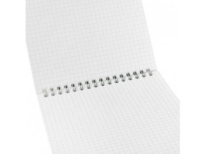 Blok BOBO A5 čtverečkovaný