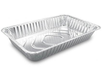 Mísa Gastro 1/1 aluminiová hranatá 5ks