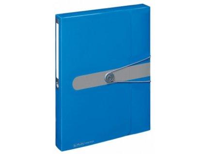 Box Easy Orga z PP A4 modrá