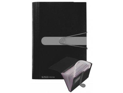 Deska Easy Orga na dokumenty A4 černá