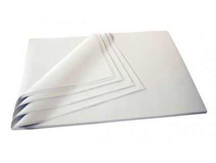 Balící papír hedvábný 25 g bílý 70x100 cm