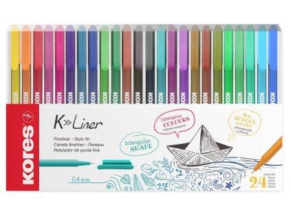 Kores K-liner 24ks