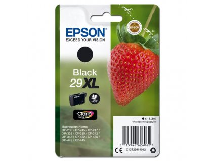 Epson T2991 T29XL černý