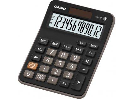 Kalkuačka CASIO MX 12 B BK