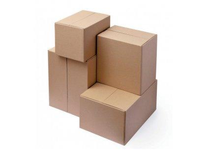 Krabice klopová 194x194x140mm