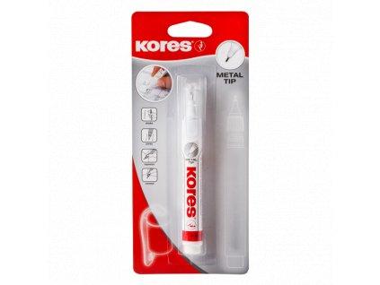 Korekční pero KORES Metal Tip 10g