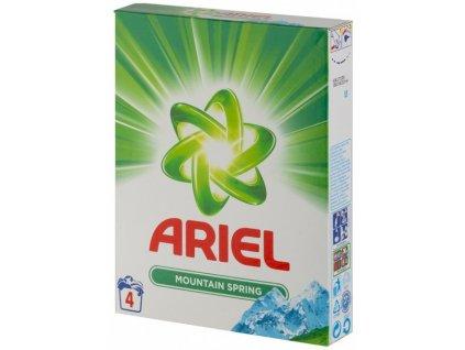 Ariel Mountain Spring prací prášek 300g