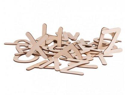 Abeceda dřevěná