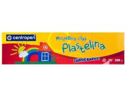 Plastelína Centropen 10 barev