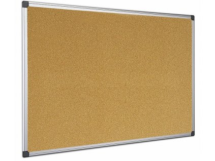 Korková tabule 100x150cm s Alu rámem