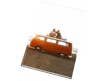 Záznamní kniha Abeceda A4 100 listů