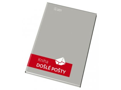 Kniha došlé pošty A4 100 listů