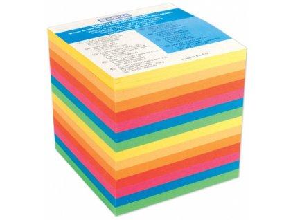 Kostka DONAU lepená 9x9 cm 700 listů barevná