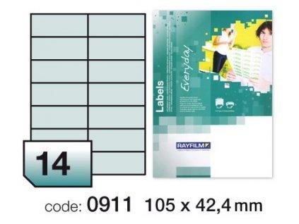 Etikety Everyday 105x42,4mm R0ECO.0911A