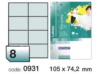 Etikety Everyday 105x74.2mm R0ECO.0931A