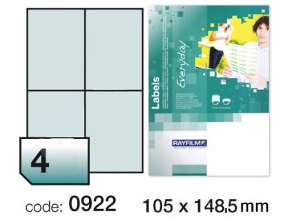 Etikety Everyday 105x148,5mm R0ECO.0922A