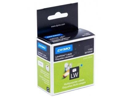 DYMO LabelWriter štítky 11353 - 25x12mm