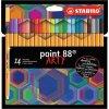 Stabilo Point 88 liner ARTY 24ks