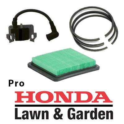 Náhradní díly pro sekačky Honda