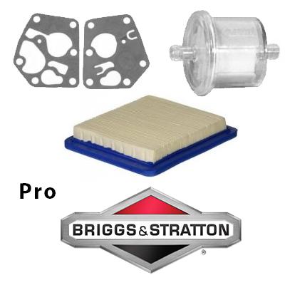 Náhradní díly pro motory Briggs & Stratton