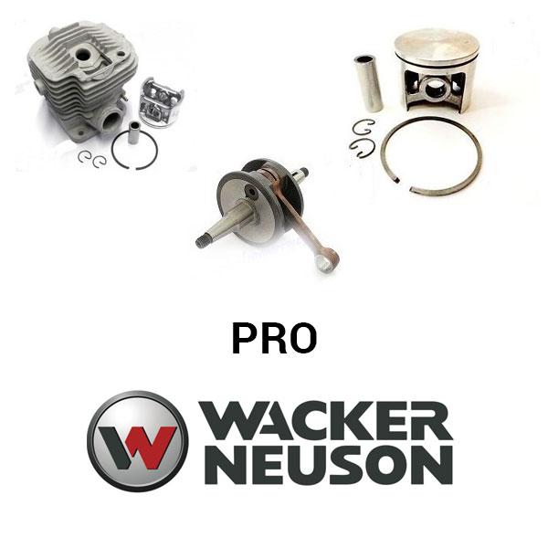Náhradní díly pro motory Wacker