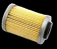 Náhradní olejové filtry pro stavební stroje