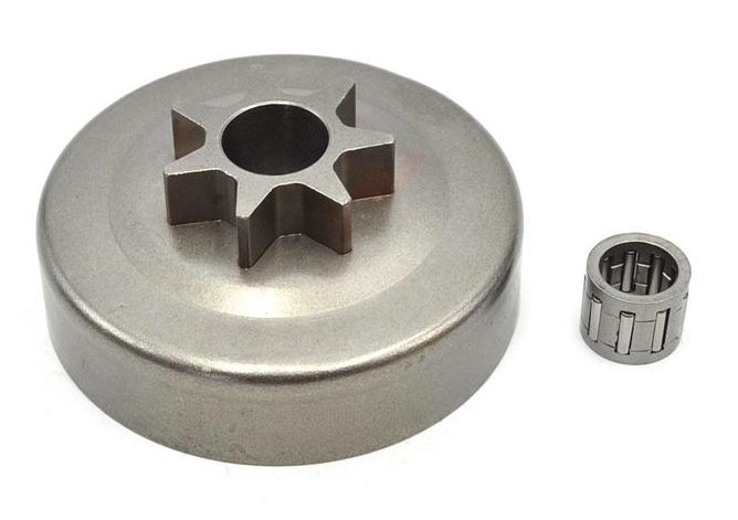 Řetězky na motorové pily (buben spojky), výměnný prstenec