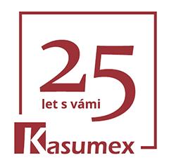 25 let kvalitních náhradních dílů od firmy Kasumex