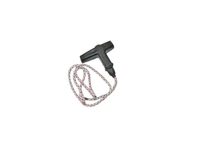 Startovací ručka(madlo) elastostart - pro Stihl nah.or.díl číslo 0000 190 3400- šňůra  3,5mm