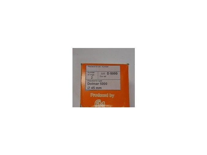 Píst kompletní Dolmar 5000,PS 500,PS 510,5100,5105