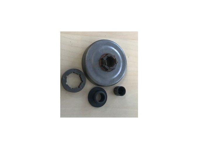 Řetězka 3/8-7 Husqvarna 254(s pohonom čerpadla) , 257 , 262 ,Oleo-Mac 956 , 962 , Homelite C856 , C862