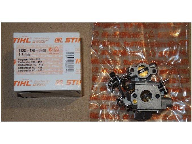 Karburátor Stihl MS 441 ORIGINÁL 11381200600