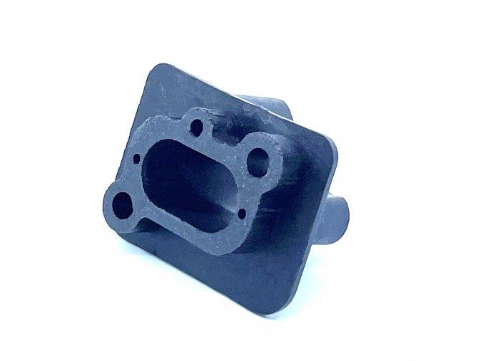 Příruba karburátoru do křovinořezu Hecht (nahrazuje díl číslo  340200003410), China TL43/52, Alko, McDilan...