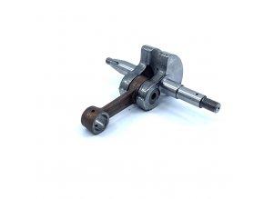 Kliková hřídel Husqvarna 61 / 268 / 272 8mm závit (nový typ)
