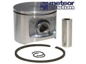 Píst kompletní Husqvarna 371, 372, 372XP - 50,0mm METEOR