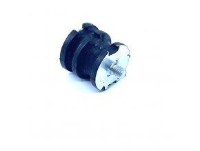 Silenblok kov,velký Husqvarna 61,266 (501 27 23-01)