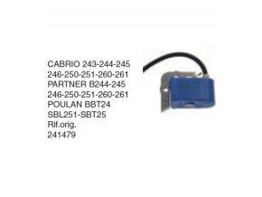 Zapalování Mc Culloch CABRIO 243-244-245 246-250-251-260-261 PARTNER B244-245 246-250-251-260-261 POULAN BBT24 SBL251-SBT25-or.číslo 241479