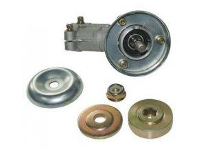 Převodovka pro Hecht-nahrazuje originál, Al-ko, Demon a čínské křovinořezy průměr trubice 26mm / 7T