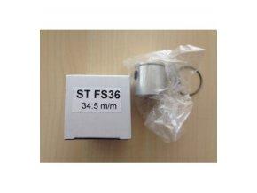 Píst komplet pro Stihl FS 36,FS 40,FS 44-34,5mm
