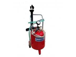 Pneumatická odsávačka na olej - kapacita 24 litrů