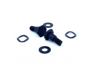 Šroub spojky(2 kusy) Oleo mac Sparta 37,42,44-černý