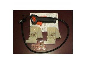 Ovládací rukojeť-set pro Stihl FS 300,FS 350 ORIGÍNÁL 4134-790-1350-