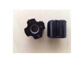 Silenblok(voditko)pro hřídel nahonu 8mm- trubka 26mm