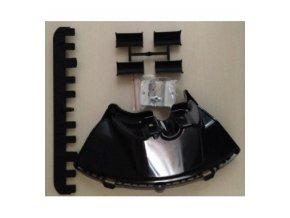 Ochranný kryt kotouče 380mm TECOMEC