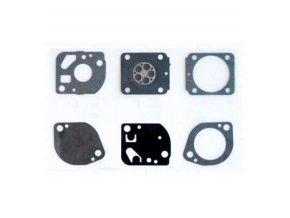 Membánska sada pro karburátor Zama C1Q(GND-91)pro Stihl FS90, FS90R - 4180 007 1060