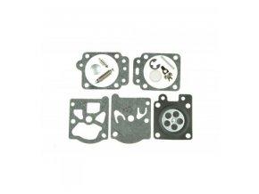 Membrány pro karburátor Walbro WT-780 ( GS410CX, 941CX...),  WT-930 (Oleo mac BC280, BC280T)