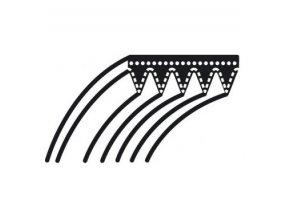 Řemen pro Stihl TS410,Stihl TS 420( nah.or.díl číslo 9490 000 7900)