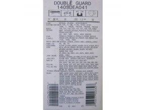 """Vodící lišta 14"""" (35 cm), 3/8"""" 1,3 mm 52 článků- Oregon 140SDEA041 vhodná pro řetězovou pilu Dolmar, Echo, Husqvarna, Oleo-Mac, Partner"""