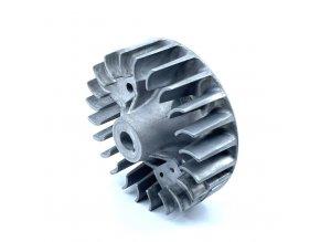 Setrvačník (větrak,magnet) Oleo-Mac 727,730,733,735,740 -orginál