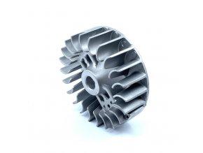 Setrvačník (větrák, magnet) Oleo-Mac 746, 753, 755 - originál 61110292R